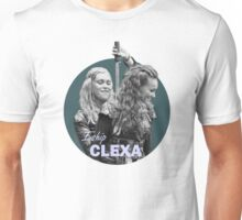 I Ship Clexa - The 100  Unisex T-Shirt