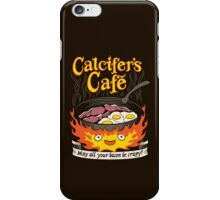 Fire Demon's Cafe iPhone Case/Skin