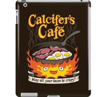 Fire Demon's Cafe iPad Case/Skin