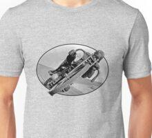 Vintage Race Bike Unisex T-Shirt