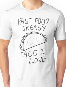 Taco Bell Saga Unisex T-Shirt