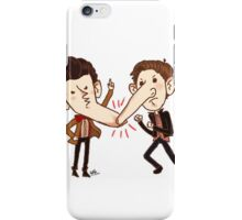 The Nose & The Chin iPhone Case/Skin
