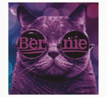 Cool Cat 4 Bernie One Piece - Short Sleeve