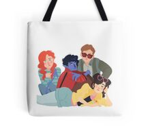 the new x-kids Tote Bag
