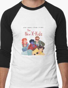 the new x-kids Men's Baseball ¾ T-Shirt