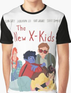 the new x-kids Graphic T-Shirt