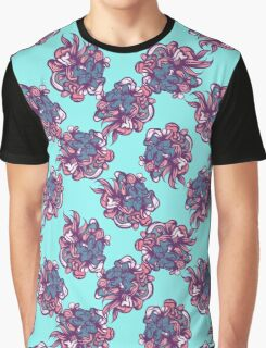 Abstract floral seamless pattern Graphic T-Shirt