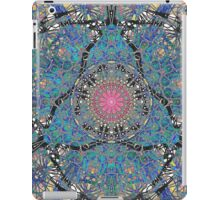 Tasty Pink Center To A Black Heart iPad Case/Skin