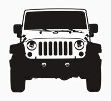 Jeep JK Kids Tee