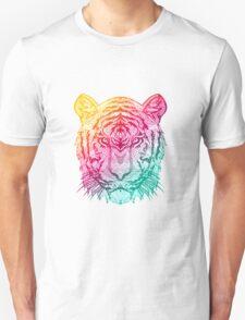 Warm Tiger Unisex T-Shirt
