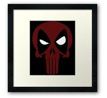 DeadPunisher 2 Framed Print