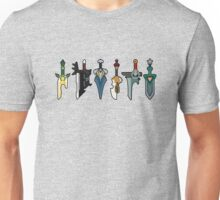 Riven's swords Unisex T-Shirt