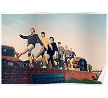 B.A.P - Where are you? What are you doing? Poster