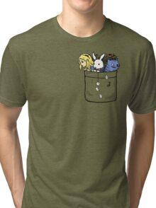 Pocket Wonderland Tri-blend T-Shirt