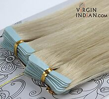 Tape In Hair Extensions | Virgin Indian by virginindian