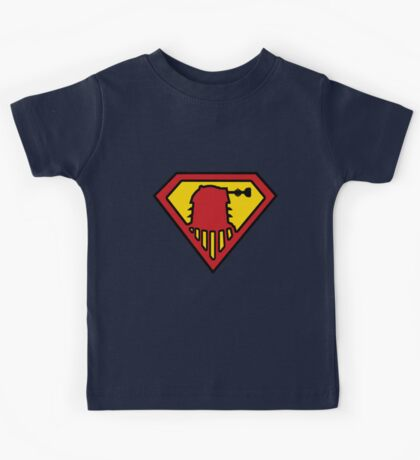 Super-Dalek Kids Clothes