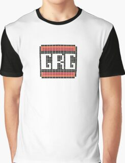Grumpy Retro Gamers Logo Graphic T-Shirt