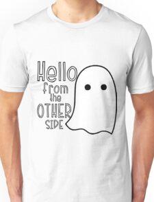 Ghost  Unisex T-Shirt