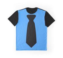 Lakeem - Necktie Graphic T-Shirt