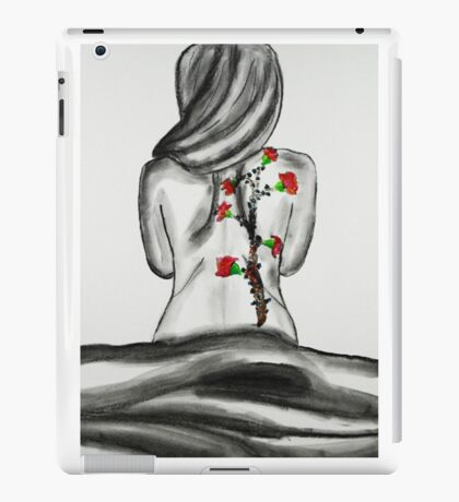 Back Tattoo  iPad Case/Skin