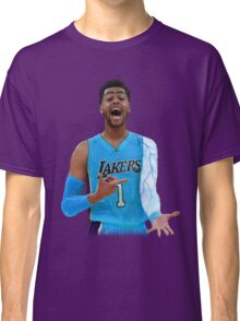 "Deangelo Russell ""ice in my veins"" Classic T-Shirt"