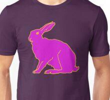 Pinker Hase Unisex T-Shirt