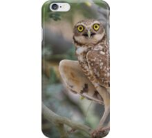 Wide Eyed and Alert iPhone Case/Skin