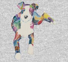 Daisy (a dog of new york) One Piece - Long Sleeve