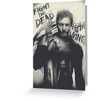Daryl Dixon Greeting Card
