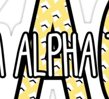 Kappa Alpha Theta Sticker