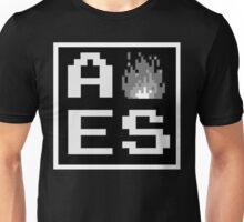 AES - Stylish Logo Unisex T-Shirt