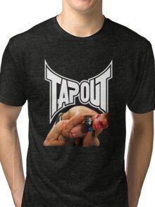 Diaz choke Tri-blend T-Shirt