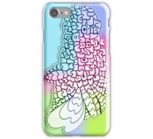 Love Spill (Colouful) iPhone Case/Skin