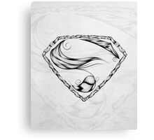 Super Feather Canvas Print