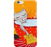 Relax in the cup iPhone Case/Skin