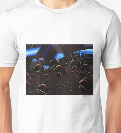 Inside the Coffee Grinder Unisex T-Shirt