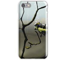 Scuba Scuba iPhone Case/Skin