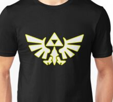 Zelda - Hylian Crest V3 Unisex T-Shirt