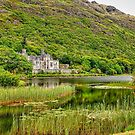 Kylemore Abbey 2 by Mary Carol Story