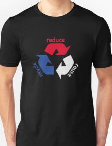 America Recycle  Unisex T-Shirt