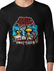 Cryptic SLAUGHTER Long Sleeve T-Shirt