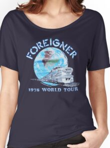 F- 78 WORLD TOUR Women's Relaxed Fit T-Shirt
