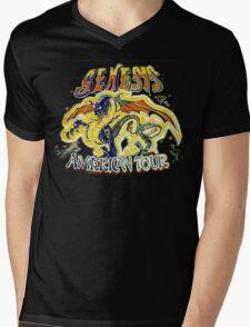 Genesis TOUR Mens V-Neck T-Shirt