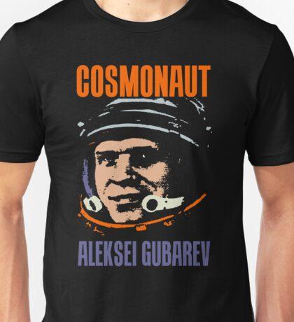 Cosmonaut Aleksei Gubarev Unisex T-Shirt