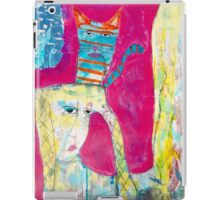 Yoga Cat iPad Case/Skin