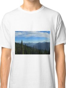 Hurricane Ridge, Olympic National Park, Washington Classic T-Shirt