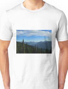 Hurricane Ridge, Olympic National Park, Washington Unisex T-Shirt