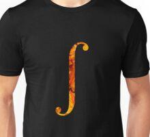 Autumnal Integral Symbol Unisex T-Shirt