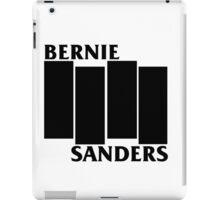 Bernie Sanders Black Flag iPad Case/Skin