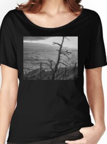 Stark Tree Women's Relaxed Fit T-Shirt